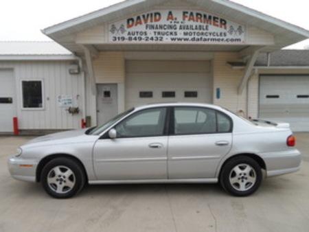 2003 Chevrolet Malibu LS 4 Door**New Tires** for Sale  - 4115  - David A. Farmer, Inc.