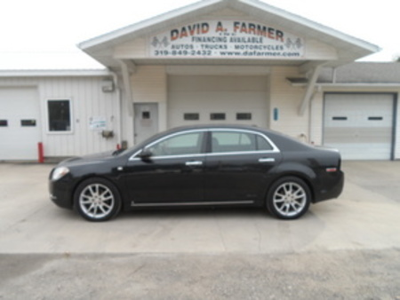 2008 Chevrolet Malibu LTZ 4 Door**1 Owner/Loaded** for Sale  - 4114  - David A. Farmer, Inc.