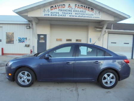 2014 Chevrolet Cruze LT 4 Door**Very Clean/Low Miles** for Sale  - 4254  - David A. Farmer, Inc.