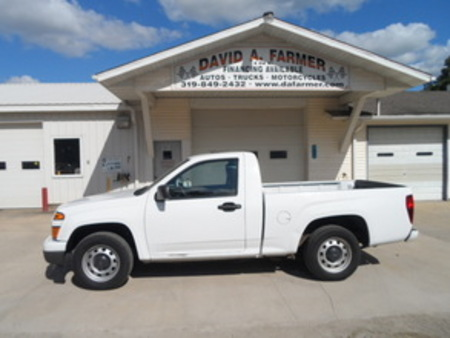 2012 Chevrolet Colorado Regular Cab LT 4X2 for Sale  - 4099  - David A. Farmer, Inc.