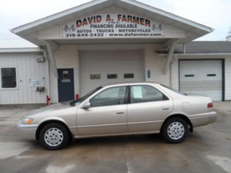 1998 Toyota Camry LE 4 Door for Sale  - 4146  - David A. Farmer, Inc.