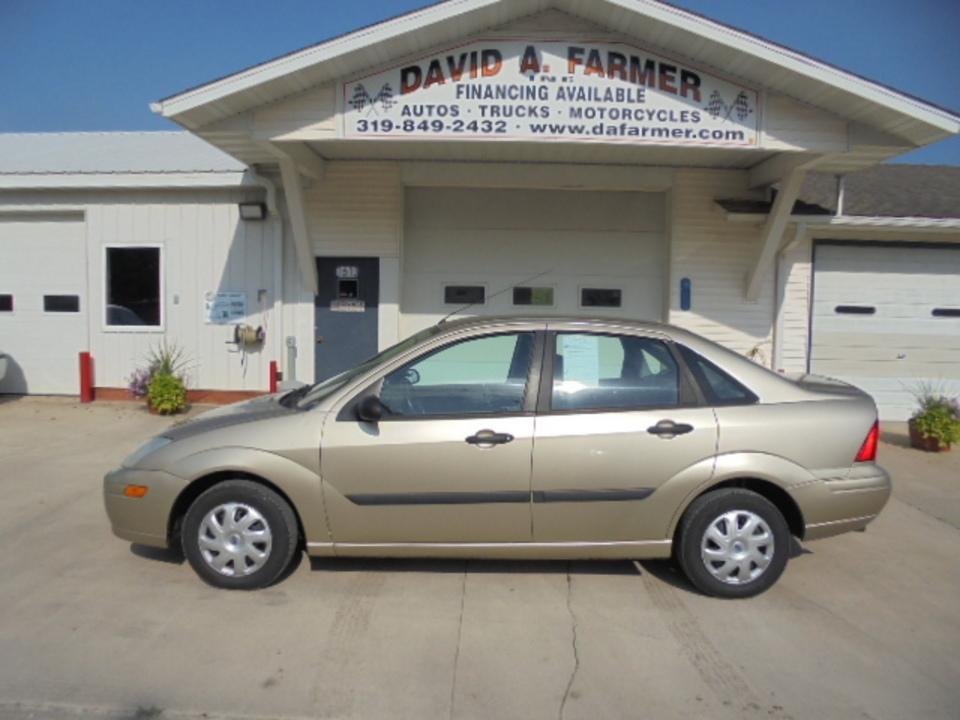 2000 Ford Focus  - David A. Farmer, Inc.