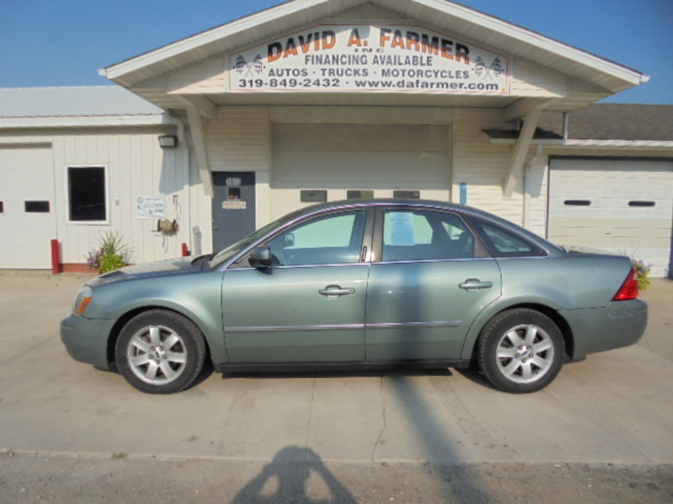 2006 Ford Five Hundred  - David A. Farmer, Inc.
