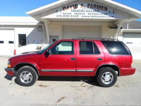 2000 Chevrolet Blazer LT 4 Door 4X4 for Sale  - 4077  - David A. Farmer, Inc.