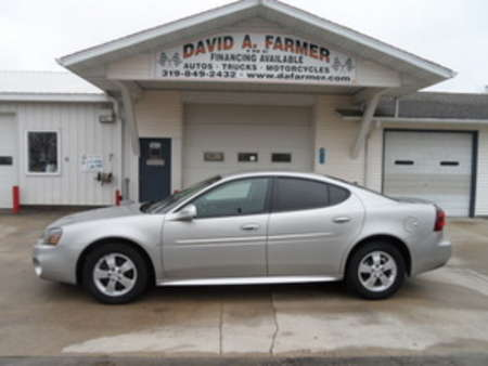2008 Pontiac Grand Prix 4 Door Sedan**New Tires*** for Sale  - 4129-1  - David A. Farmer, Inc.