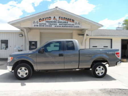 2013 Ford F-150 XLT SuperCab 4X4 for Sale  - 4167  - David A. Farmer, Inc.