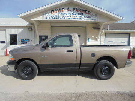 2010 Dodge Ram 1500 Regular Cab ST Short Box 4X4**Low Miles** for Sale  - 4224  - David A. Farmer, Inc.