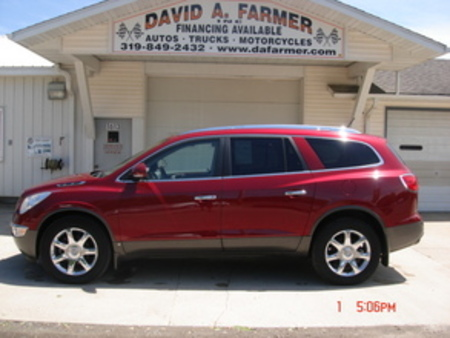2010 Buick Enclave CXL FWD **1 Owner/Low Miles** for Sale  - 4076  - David A. Farmer, Inc.