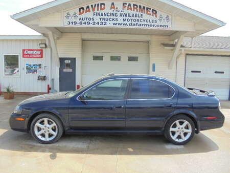 2002 Nissan Maxima SE 4 Door**Heated Leather/Sunroof** for Sale  - 4270  - David A. Farmer, Inc.