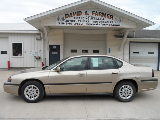 2004 Chevrolet Impala  - David A. Farmer, Inc.