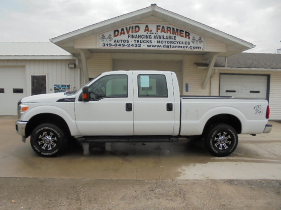 2012 Ford F-250  - David A. Farmer, Inc.