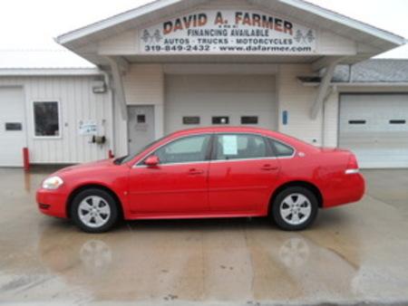 2009 Chevrolet Impala LT 4 Door for Sale  - 4134  - David A. Farmer, Inc.