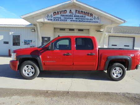 2008 Chevrolet Silverado 1500 LT Crew Cab 4X4 Z71**New Tires** for Sale  - 4242  - David A. Farmer, Inc.