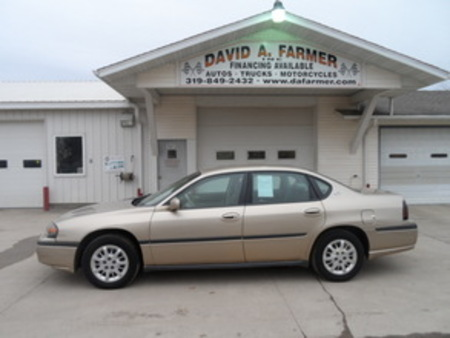 2004 Chevrolet Impala 4 Door for Sale  - 4046  - David A. Farmer, Inc.