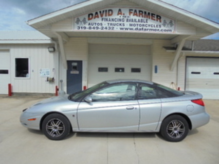 2002 Saturn SC SC2 3 Door**1 Owner/Leather/61K** for Sale  - 4169  - David A. Farmer, Inc.