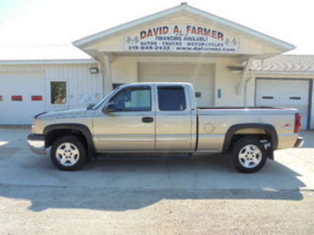 2004 Chevrolet Silverado 1500 LS X-Cab 4X4 4 Door for Sale  - 4148  - David A. Farmer, Inc.