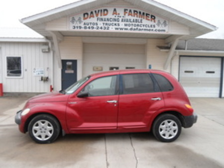 2002 Chrysler PT Cruiser Wagon 4 Door**Low Miles** for Sale  - 4147  - David A. Farmer, Inc.