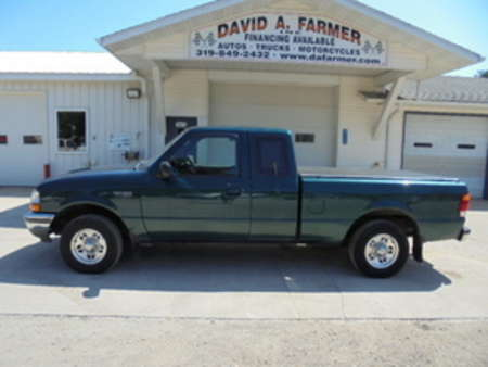 1998 Ford Ranger XLT XCab 4X2 for Sale  - 4160-1  - David A. Farmer, Inc.