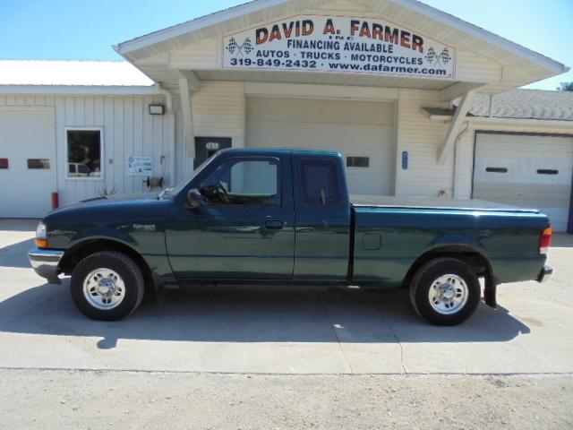 1998 Ford Ranger  - David A. Farmer, Inc.