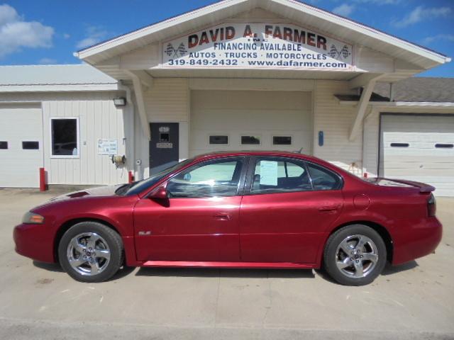 2005 Pontiac Bonneville  - David A. Farmer, Inc.