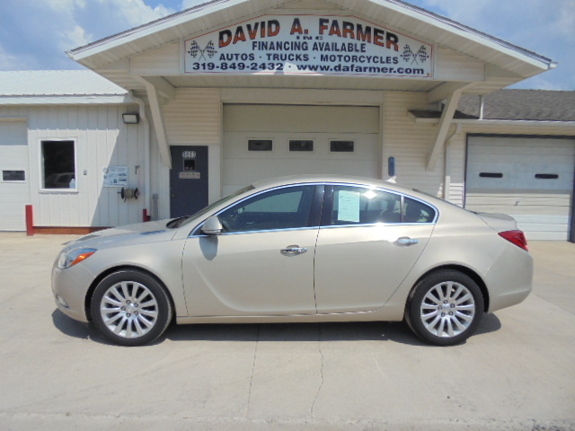 2012 Buick Regal  - David A. Farmer, Inc.