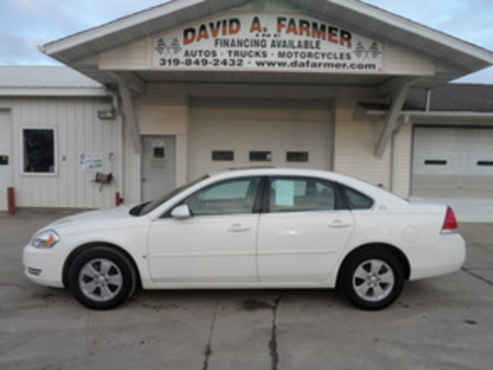 2008 Chevrolet Impala LT 4 Door**Low Miles** for Sale  - 4044  - David A. Farmer, Inc.