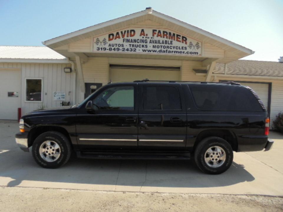 2003 Chevrolet Suburban  - David A. Farmer, Inc.
