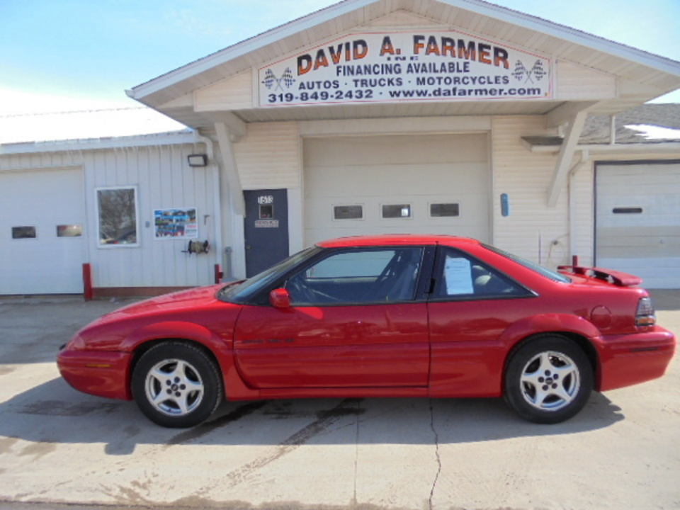 1996 Pontiac Grand Prix  - David A. Farmer, Inc.