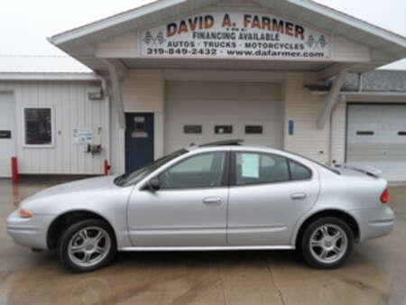 2004 Oldsmobile Alero GLS 4 Door**Leather/Sunroof** for Sale  - 4142  - David A. Farmer, Inc.