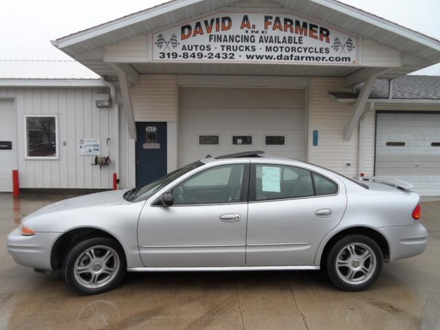 2004 Oldsmobile Alero  - David A. Farmer, Inc.