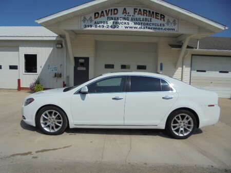 2012 Chevrolet Malibu LTZ**Loaded** for Sale  - 4212  - David A. Farmer, Inc.