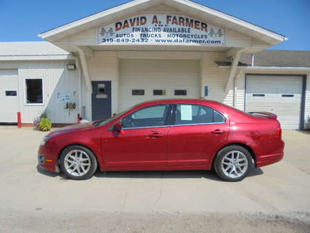 2010 Ford Fusion SEL 4 Door**Leather/Sunroof** for Sale  - 4208  - David A. Farmer, Inc.