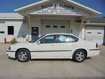 2003 Chevrolet Impala LS 4 Door**Leather/Sunroof** for Sale  - 4205  - David A. Farmer, Inc.