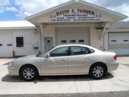 2009 Buick LaCrosse CXL 4 Door**1 Owner** for Sale  - 4074  - David A. Farmer, Inc.