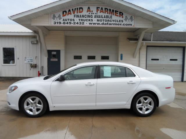 2009 Chevrolet Malibu  - David A. Farmer, Inc.