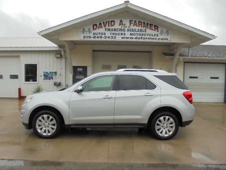 2010 Chevrolet Equinox 2LT AWD**Heated Leather/Sharp** for Sale  - 4222  - David A. Farmer, Inc.
