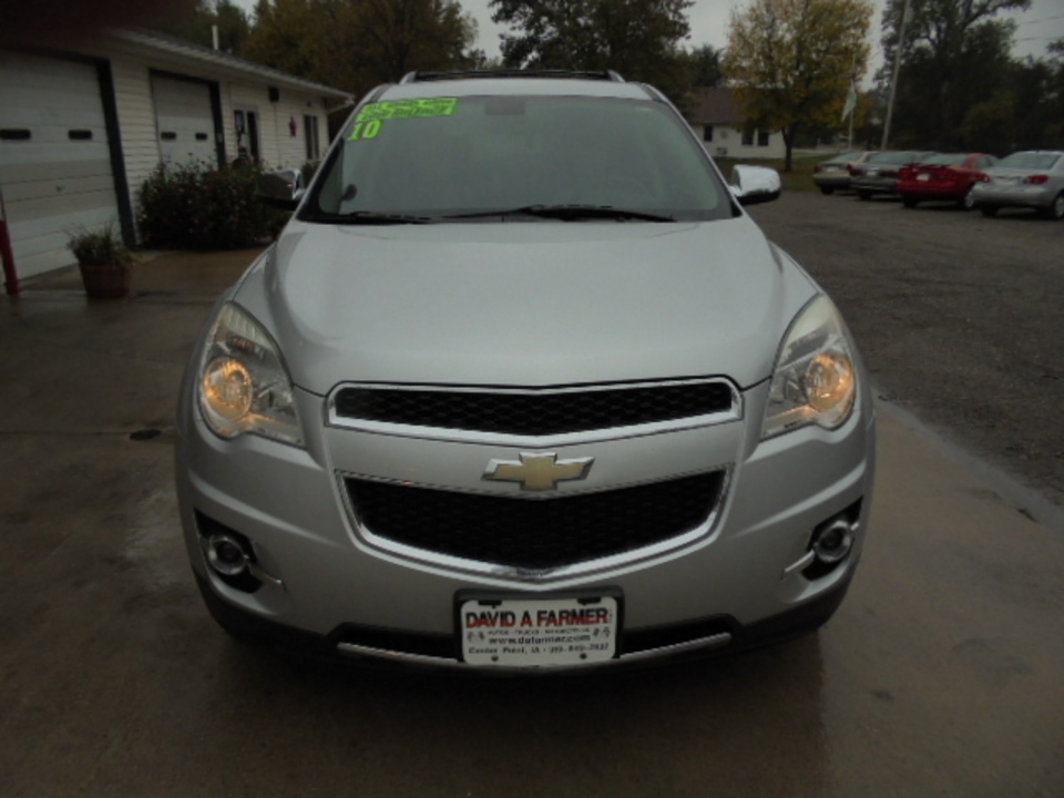 2010 Chevrolet Equinox  - David A. Farmer, Inc.