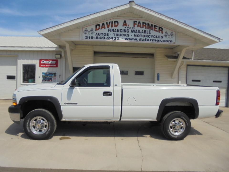 2002 Chevrolet Silverado 2500 HD  - David A. Farmer, Inc.