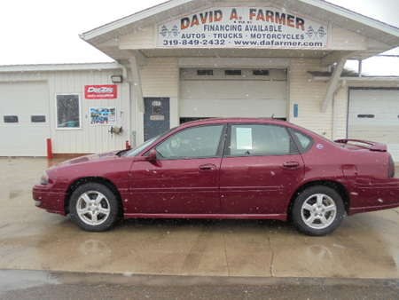 2005 Chevrolet Impala LS 4 Door**Heated Leather/New Tires** for Sale  - 4283  - David A. Farmer, Inc.