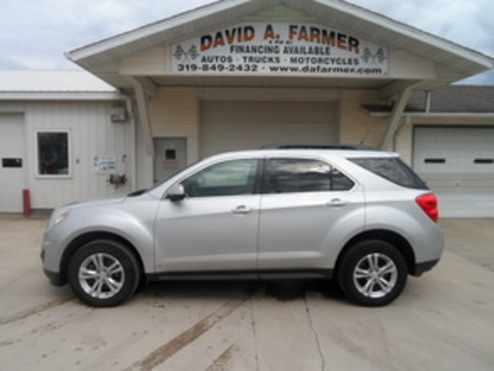 2010 Chevrolet Equinox LT 4 Door FWD**1 Owner** for Sale  - 4067  - David A. Farmer, Inc.