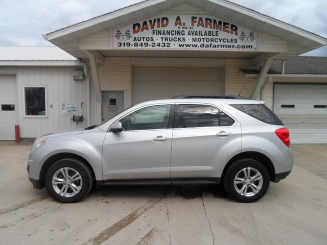 2010 Chevrolet Equinox  - David A. Farmer, Inc.