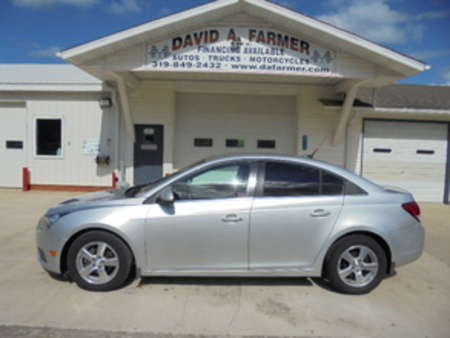 2012 Chevrolet Cruze LT 4 Door**Sharp/Low Miles** for Sale  - 4195-1  - David A. Farmer, Inc.
