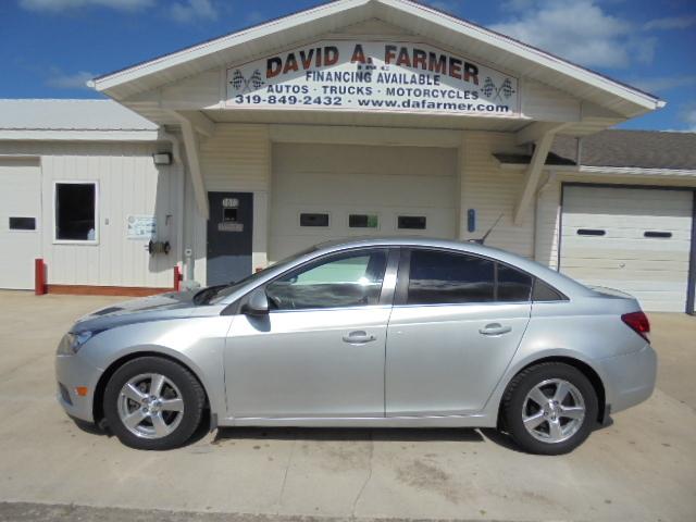2012 Chevrolet Cruze  - David A. Farmer, Inc.