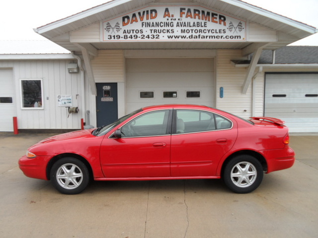 2003 Oldsmobile Alero  - David A. Farmer, Inc.