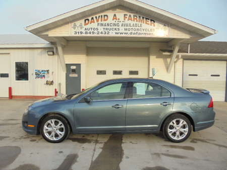2012 Ford Fusion SE 4 Door**Low Mileage/Sunroof** for Sale  - 4261  - David A. Farmer, Inc.