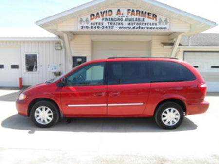 2007 Chrysler Town & Country Touring**DVD System/New Tires** for Sale  - 4163  - David A. Farmer, Inc.