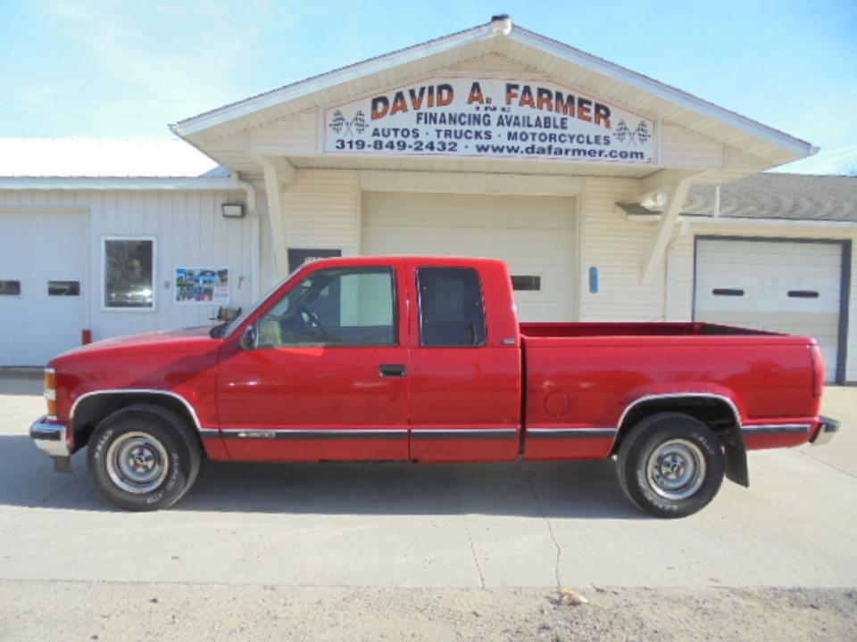 1995 Chevrolet Silverado 1500  - David A. Farmer, Inc.