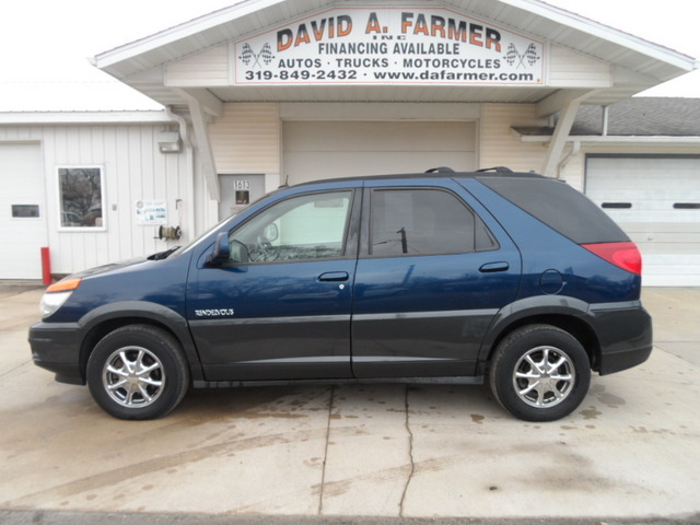 Used 2003 Buick Rendezvous for sale - Pricing