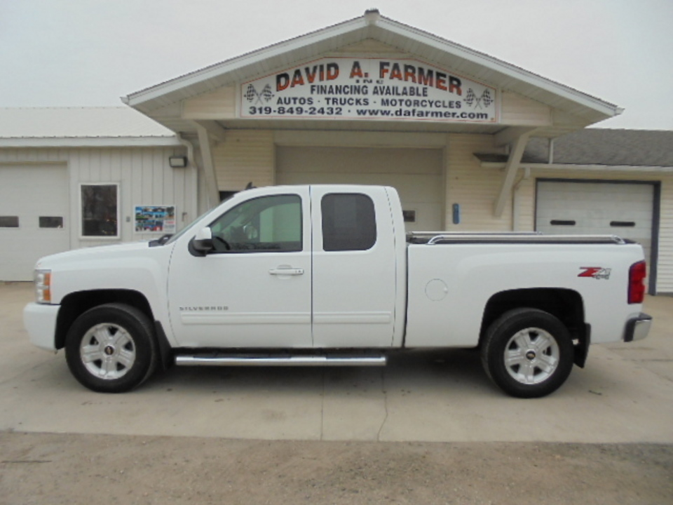 2010 Chevrolet Silverado 1500  - David A. Farmer, Inc.