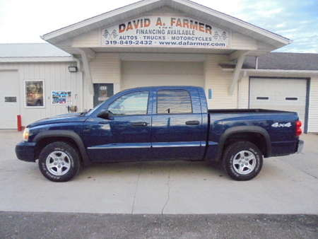 2006 Dodge Dakota Quad Cab SLT 4X4**Like New Tires** for Sale  - 4226-1  - David A. Farmer, Inc.